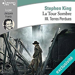 Terres perdues de Stephen King (Audible)