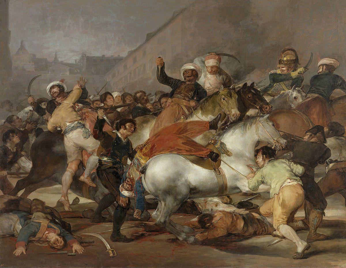Goya par Francisco Calvo Serraller (Gallimard /Electa)