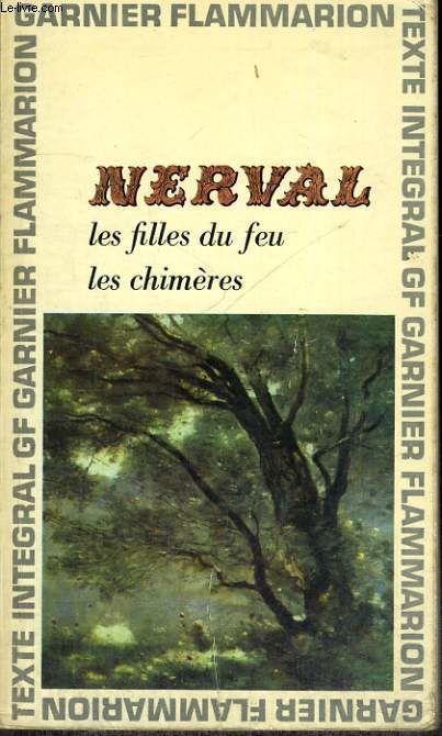 Les chimères de Gérard de Nerval