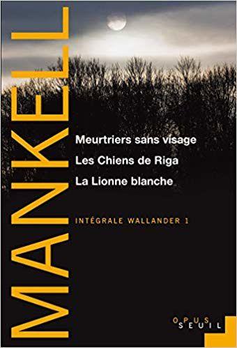 Meurtriers sans visage de Henning Mankell (Le Seuil - Opus)