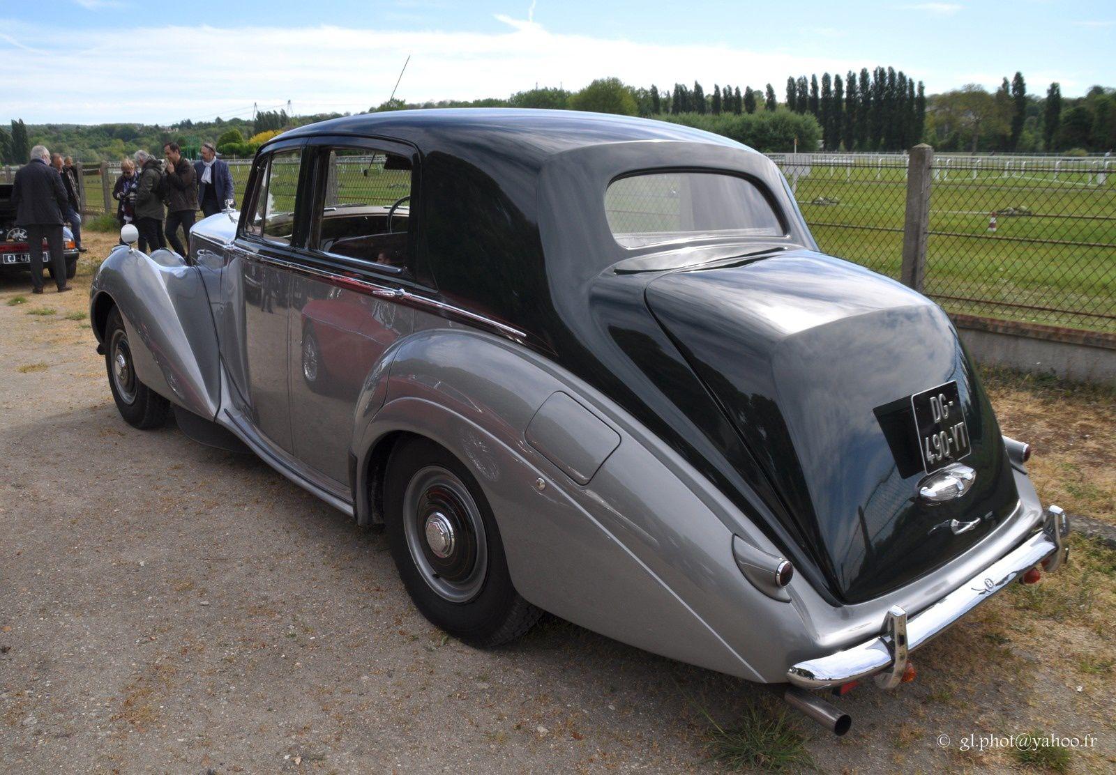 Bentley  - Type R  - 1953