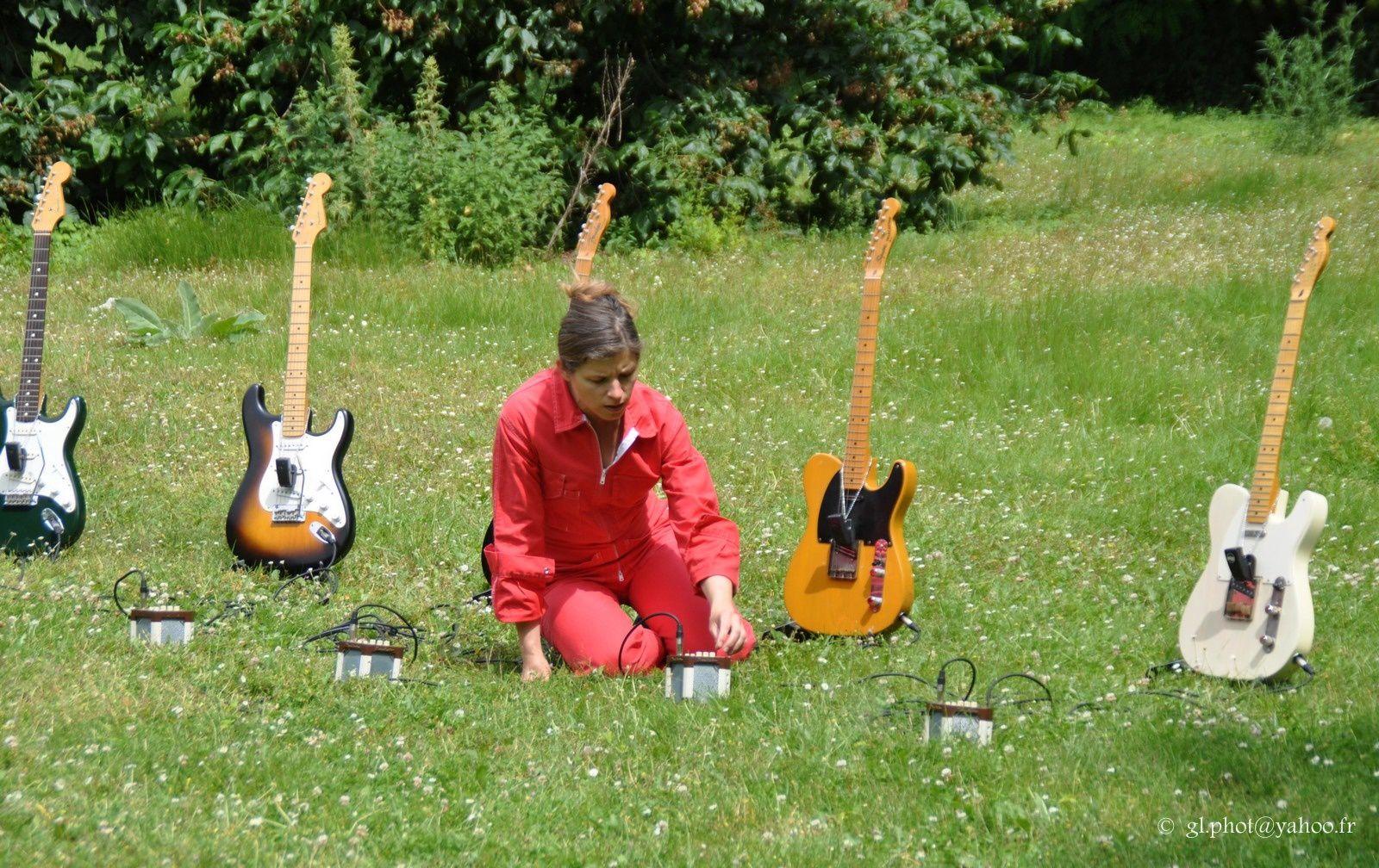 Musique : Photos Central Park à l'abbaye de Maubuisson à Saint Ouen l'Aumône