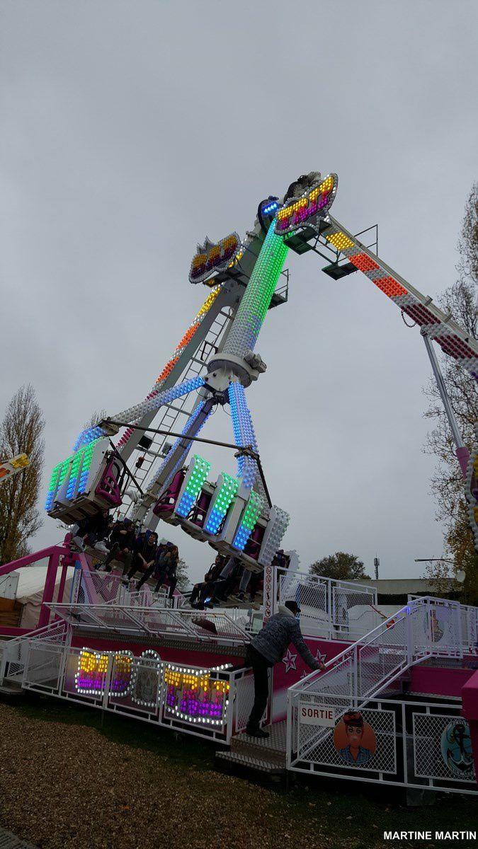 Photos foire Saint-Martin 2017 à Pontoise