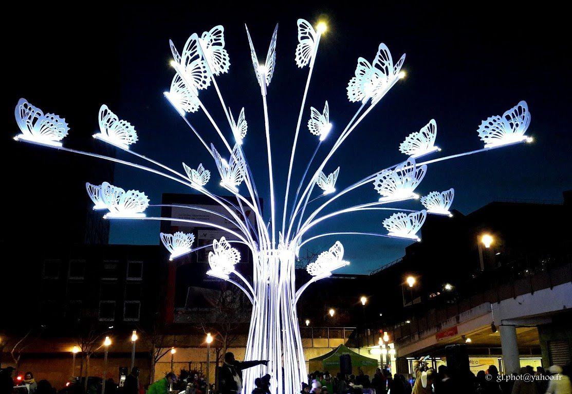 Photos Lumières d'hiver à Cergy