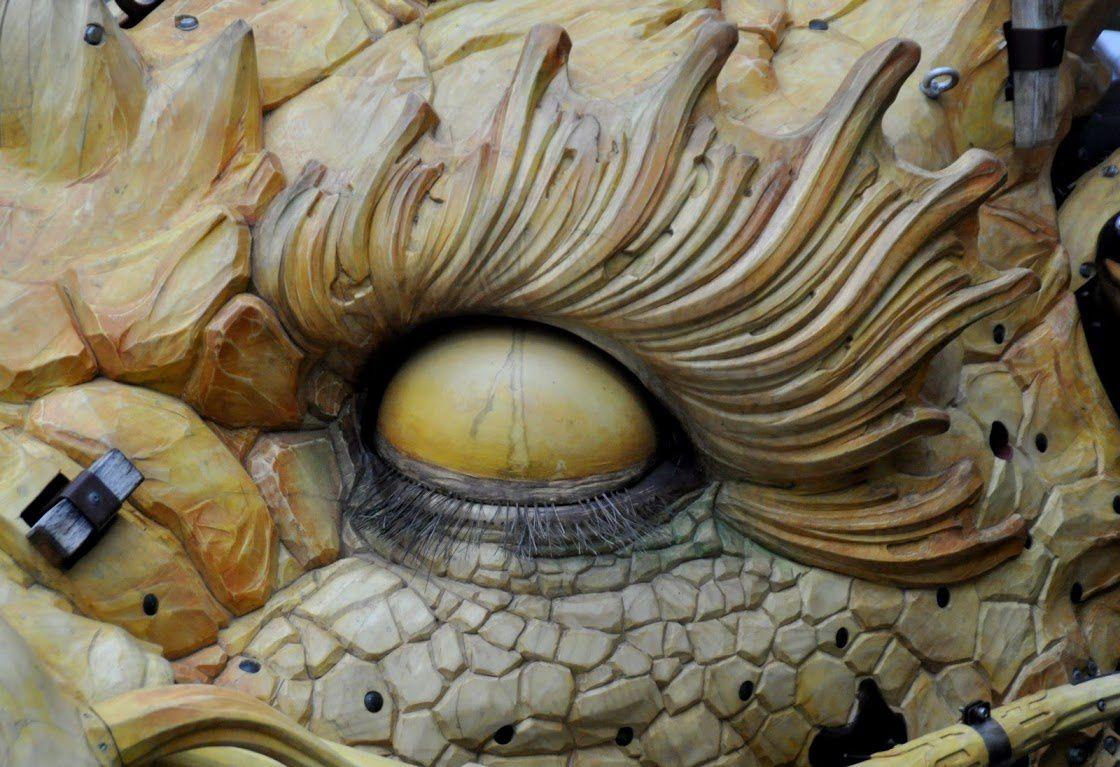 Le dragon des machines de l'île de Nantes
