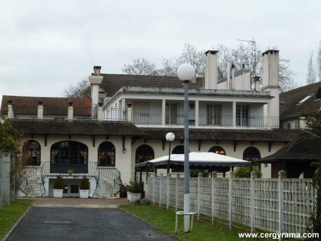 Cergy : la maison Dallemagne