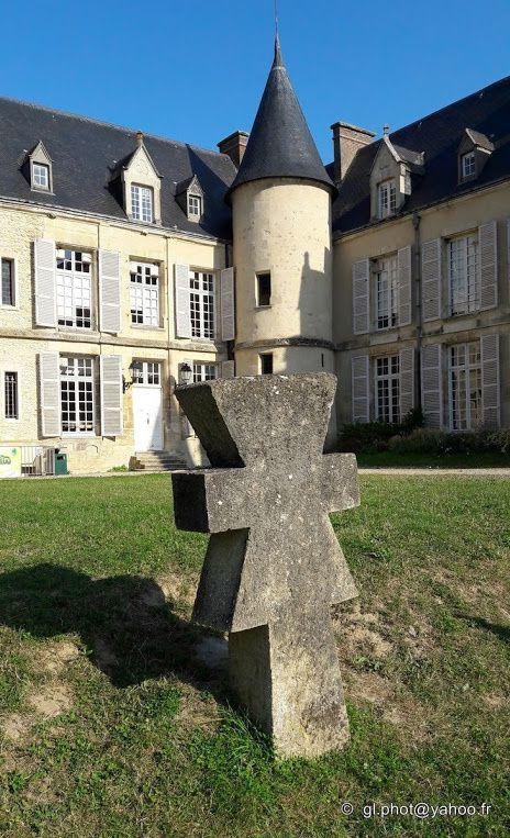 Le chateau de Théméricourt