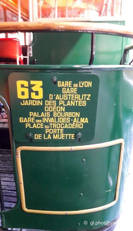 Photos de la visite du siège de la RATP