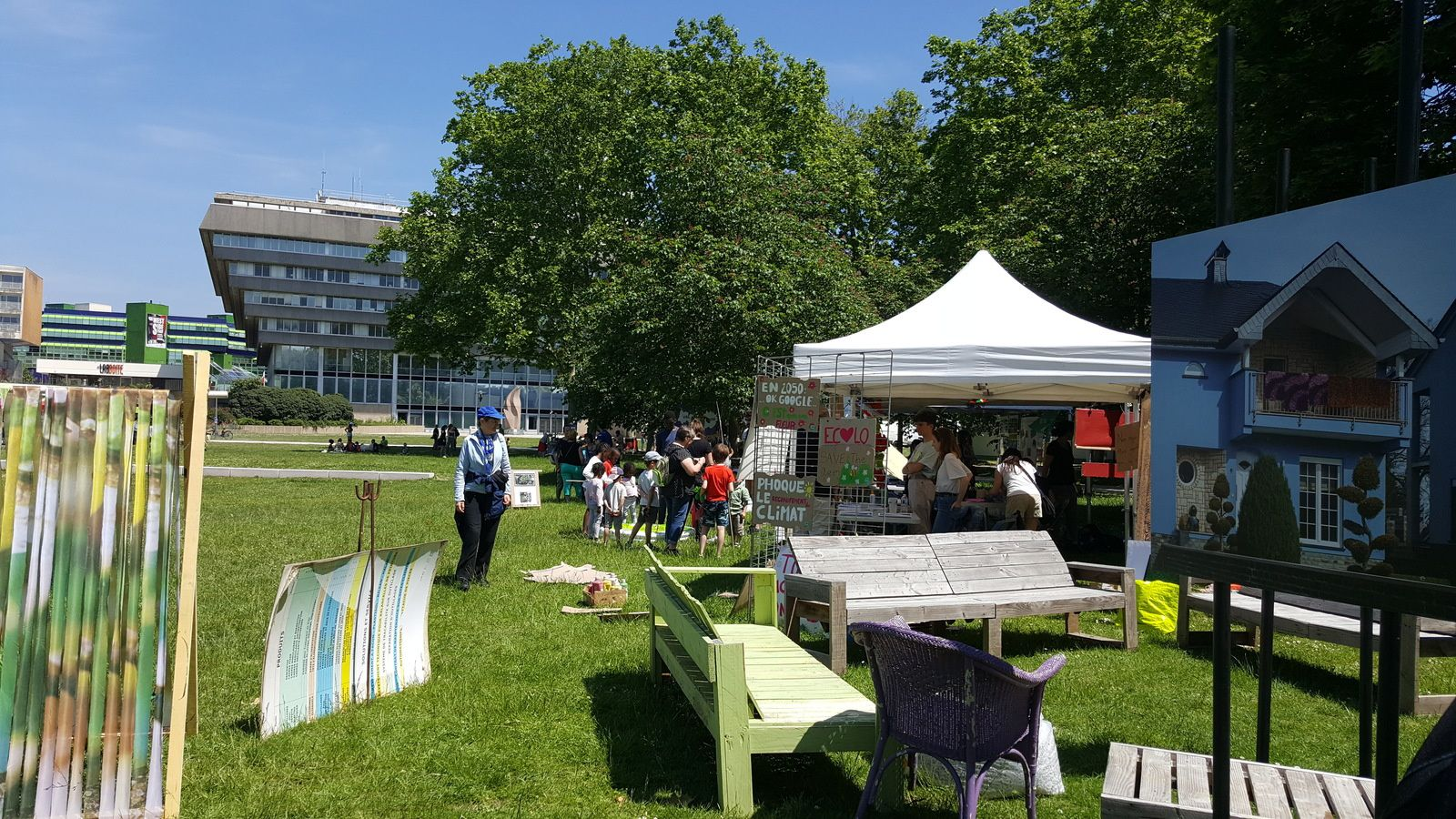 Photos Ecofest Cergy