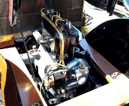 Renault - Torpedo Type BK 1911