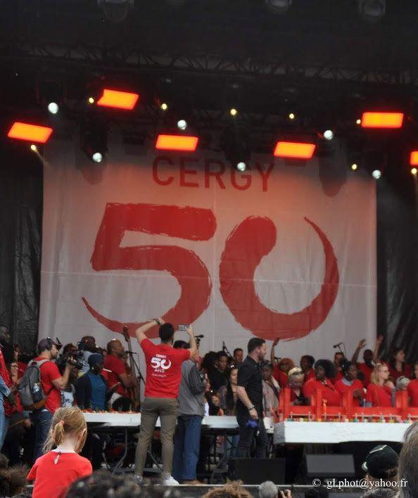 50 ans de Cergy