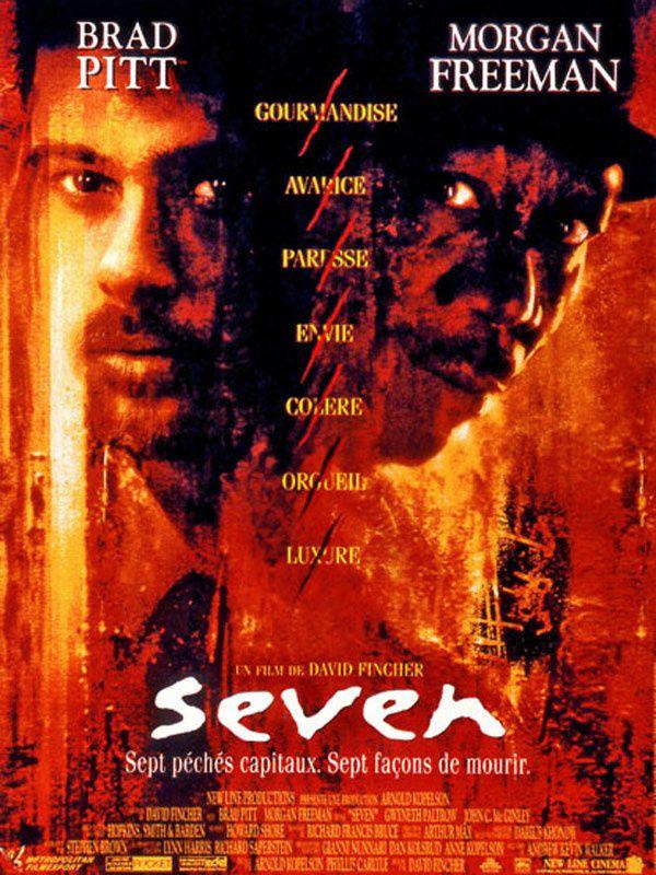 SEVEN complet en francais / CINEMA /  David Fincher . 1996