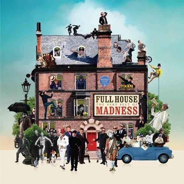 MADNESS > Full House - The Very Best of Madness disponible le 17 novembre ! / CHANSON MUSIQUE / ACTUALITE