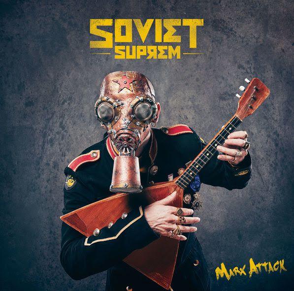 Soviet Suprem, nouveau clip T'as le look coco feat Laroche Valmont / CHANSON MUSIQUE / ACTUALITE