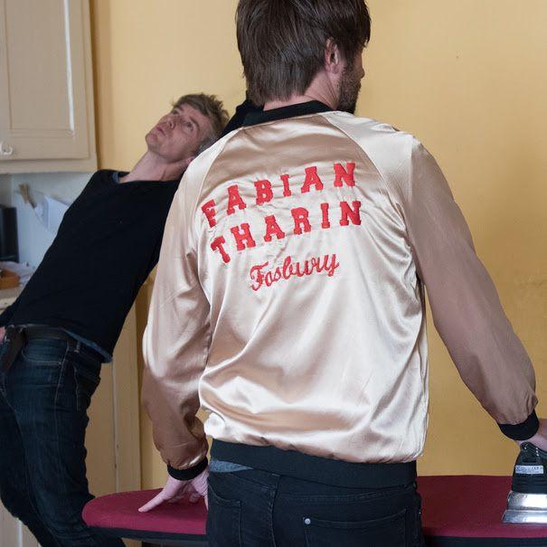 Fabian Tharin, nouvel Ep Fosbury // 4 vidéos / CHANSON MUSIQUE / ACTUALITE