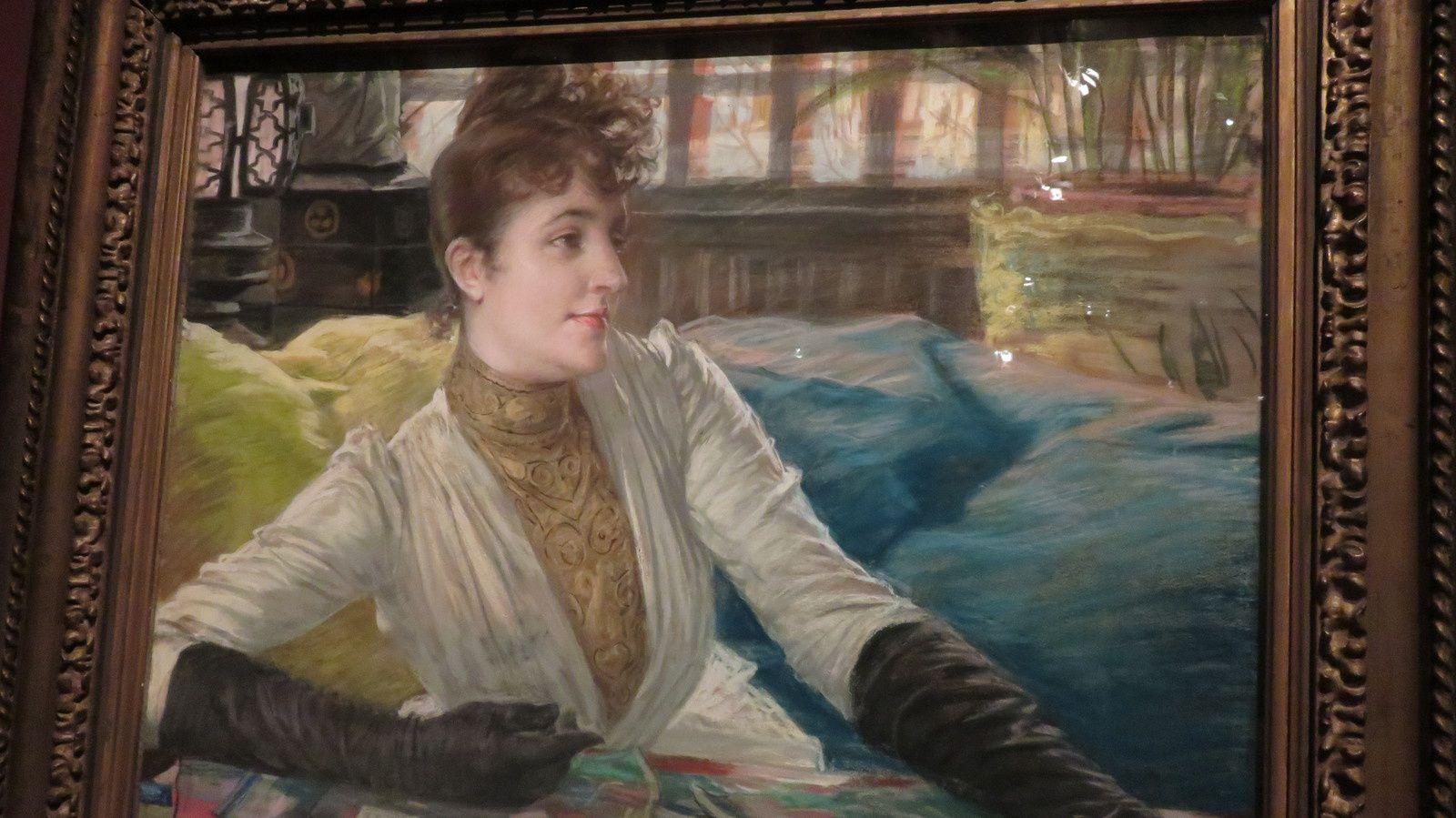 L'art du pastel de Degas à Redon / PETIT PALAIS / PARIS / ARTS PLASTIQUES