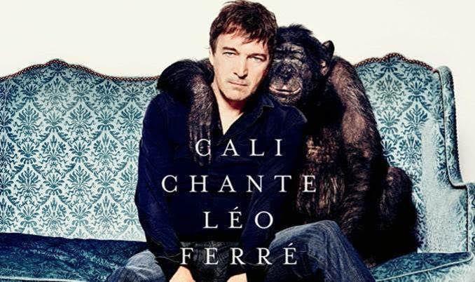 CALI chante Léo Ferré - Nouvel Album le 5 octobre / CHANSON / MUSIQUE / ACTUALITE