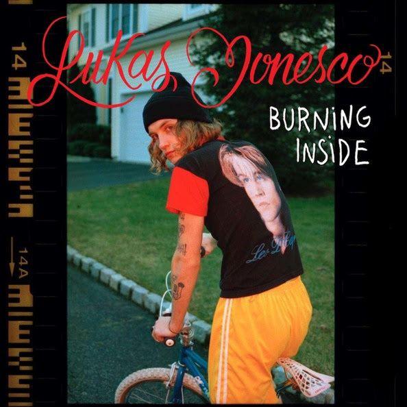 Lukas Ionesco, nouveau clip Burning Inside / ACTUALITE MUSICALE