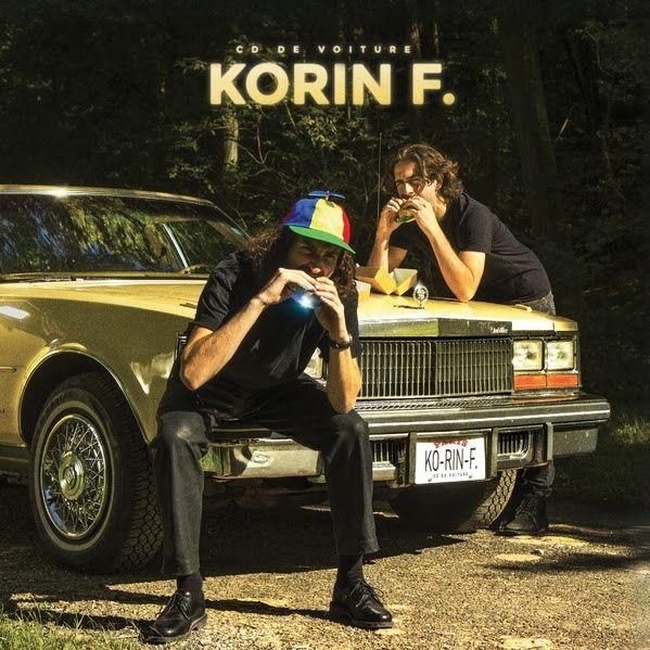 Korin F. en concert privé le jeudi 25 octobre, sortie EP le 19 octobre 2018 / ACTUALITE MUSICALE