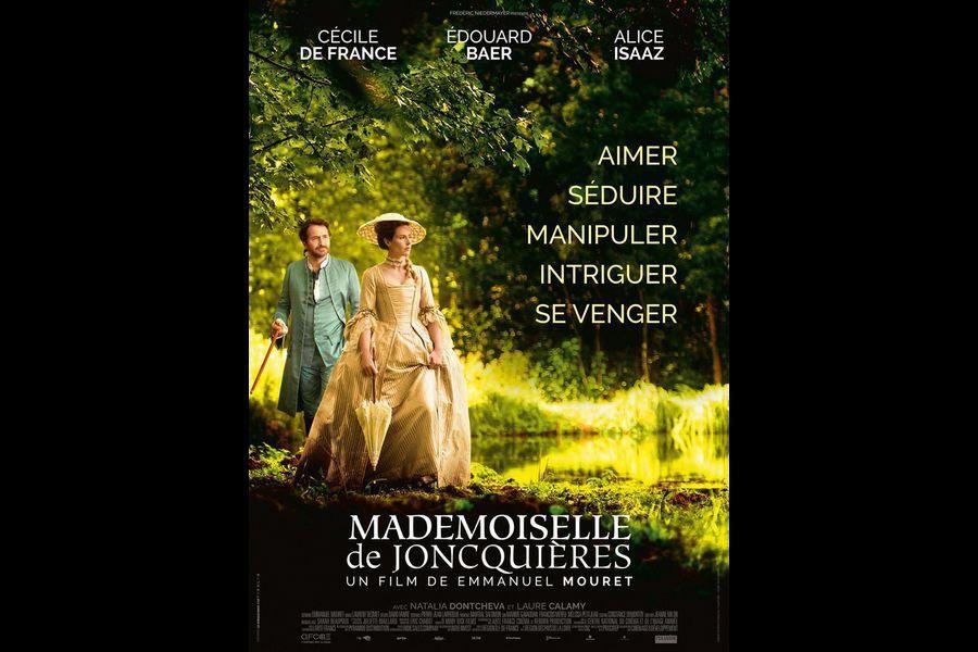 Mademoiselle de Joncquières / CINEMA / Emmanuel Mouret / 2018