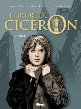 L'ORDRE DE CICERON / BANDE DESSINEE / SOUVENIR