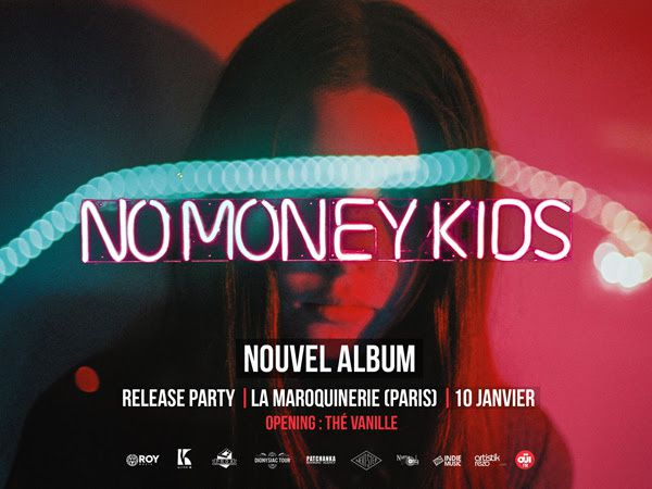 No Money Kids, la vidéo live de Chains // ACTUALITE MUSICALE