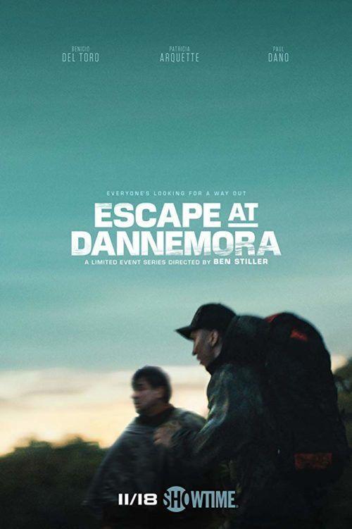 Escape at Dannemora / MINI SERIE TV / HISTOIRE VRAIE