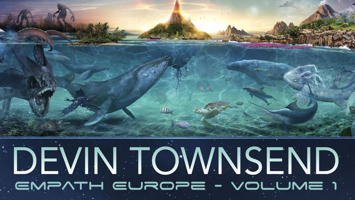 Devin Townsend Project // Salle Pleyel / ACTUALITE MUSICALE