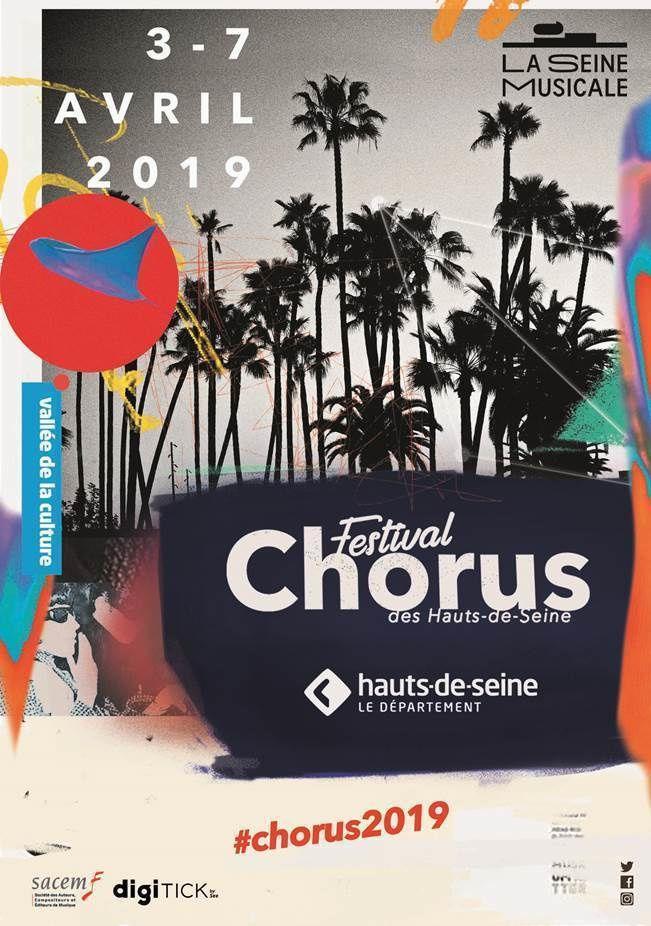 Festival Chorus 2019 - Nouveaux noms dévoilés !/ ACTUALITE MUSICALE