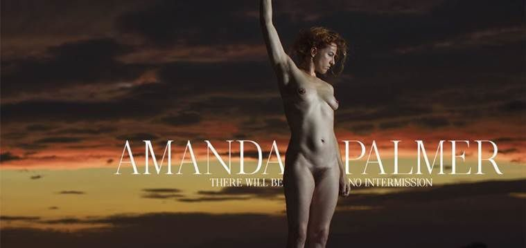 AMANDA PALMER / ALBUM THERE WILL BE NO INTERMISSION  LE 8 MARS / ACTUALITE MUSICALE