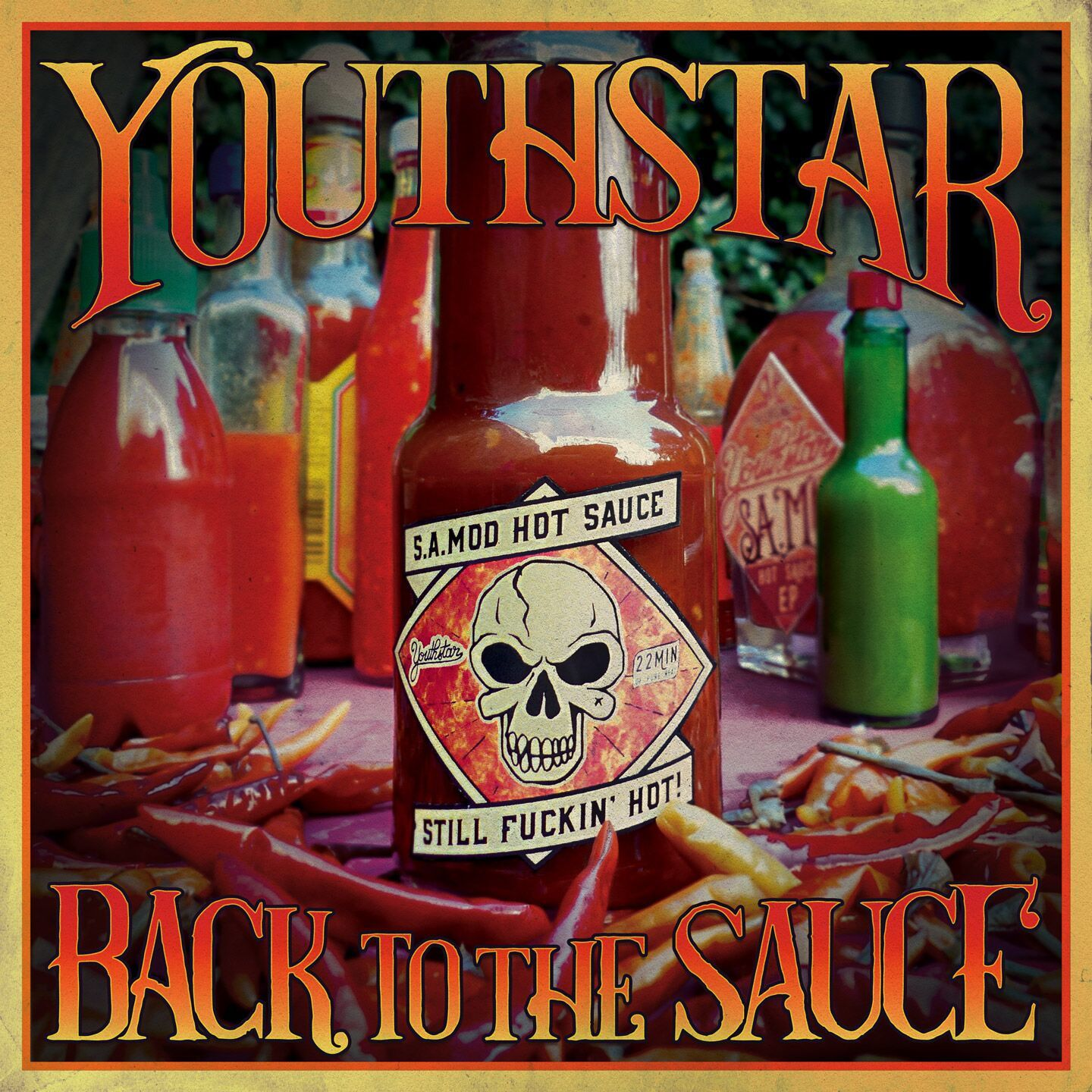 Youthstar - Back to the Sauche : 26 Avril 2019 / ACTUALITE MUSICALE