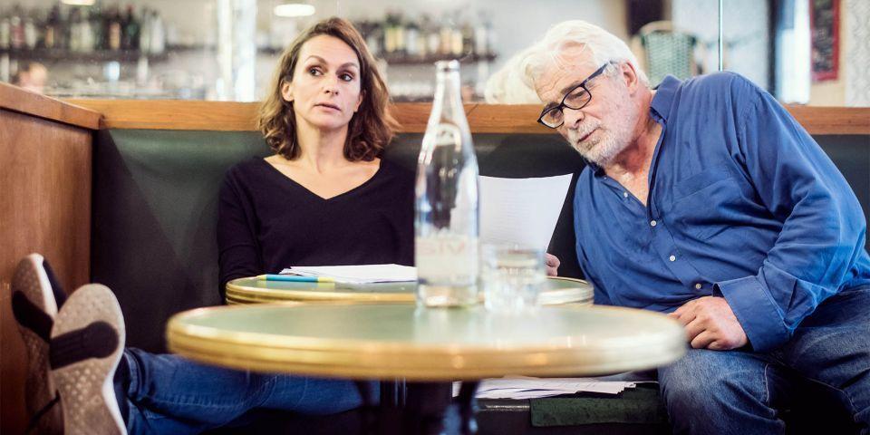 Hugo au bistrot Jacques Weber / THEATRE DE DEAUVILLE