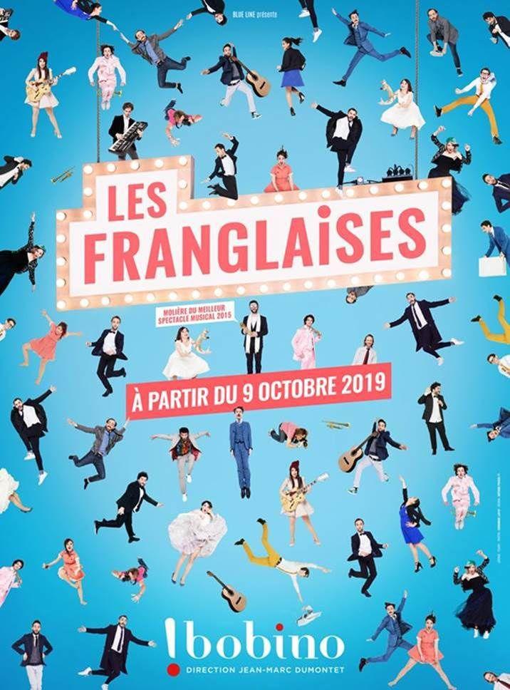 Les Franglaises / ACTUALITES MUSICALES