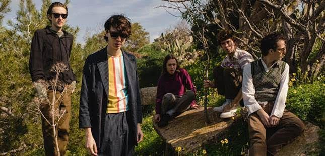SWIM DEEP > Nouveau clip 'Sail Away, Say Goodbye' disponible ! / ACTUALITES MUSICALES