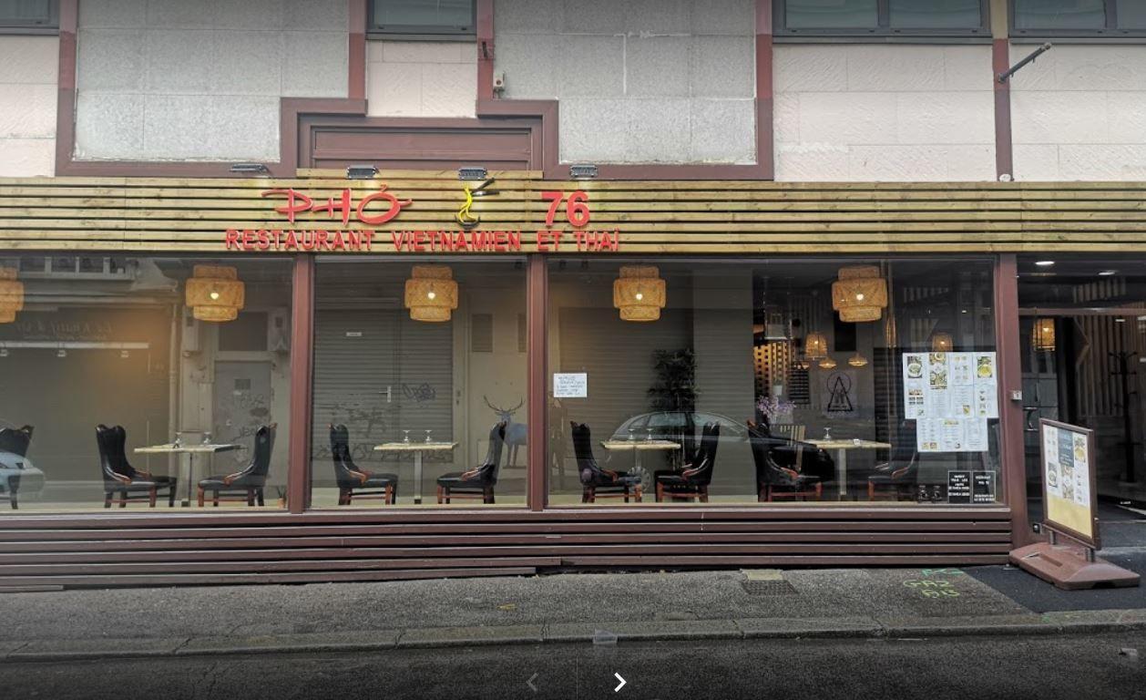 Pho 76  Restaurant TAI / ROUEN / NOUVEAUTE