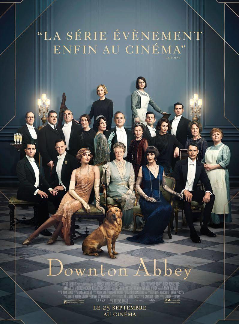 Downton Abbey / LE FILM APRES LA SERIE / CINEMA / 2019