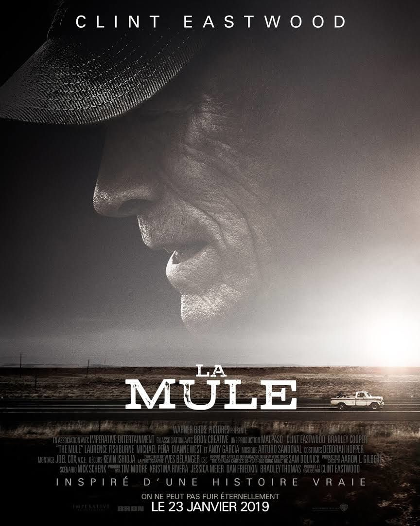 LA MULE / CINEMA / CLINT EASTWOOD / 2018