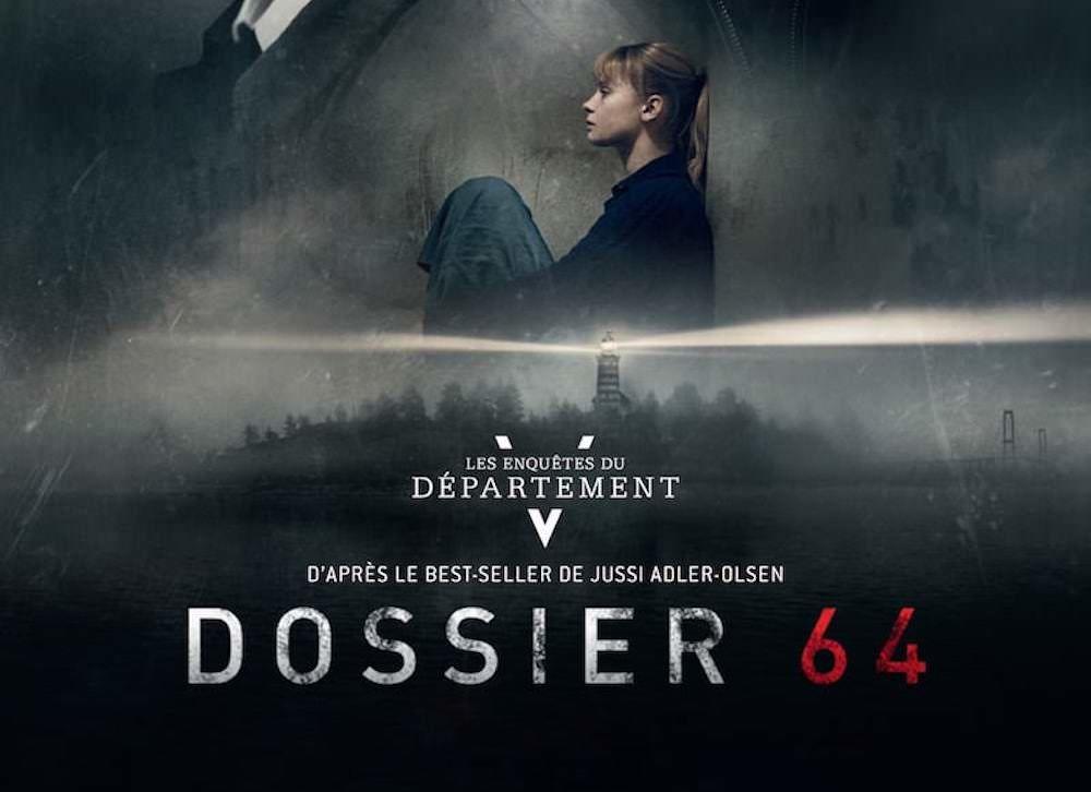 Les Enquêtes du Département V : Dossier 64 - film 2018 .../ CINEMA