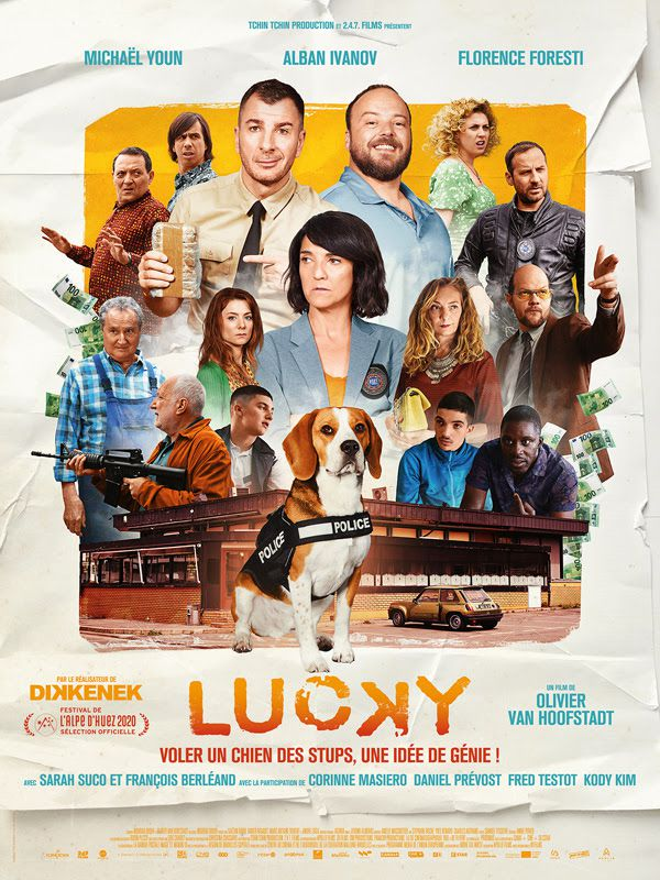 projection du film Lucky les 30/01 et 04/02 à 13h / CINEMA