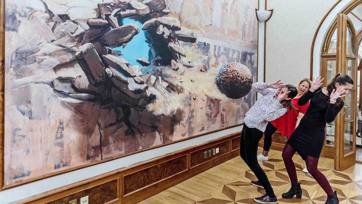 Illusion Art Museum Prague (IAM Prague) / ARTS PLASTIQUES / TOURISME