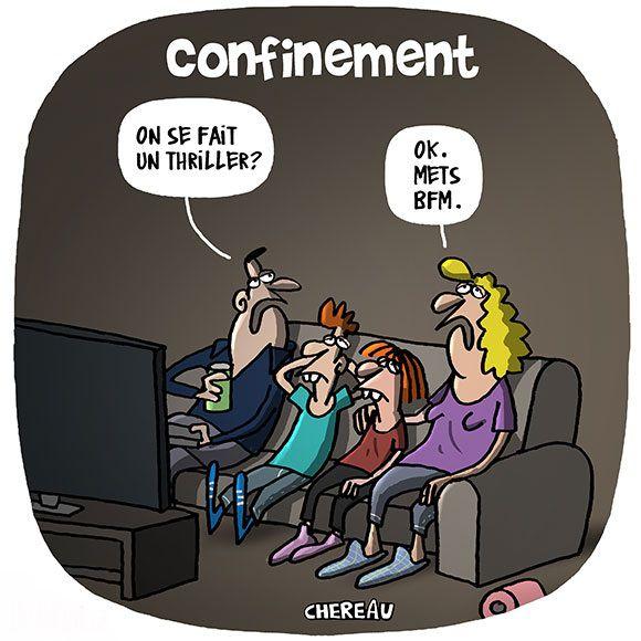 CONFINEMENT QUAND TU NOUS TIENS / HUMOUR DU NET
