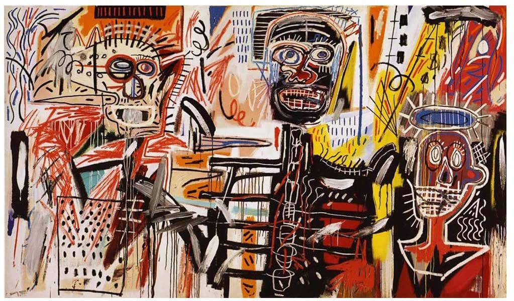 Jean Michel Basquiat / ARTS PLASTIQUES / ART CONTEMPORAIN