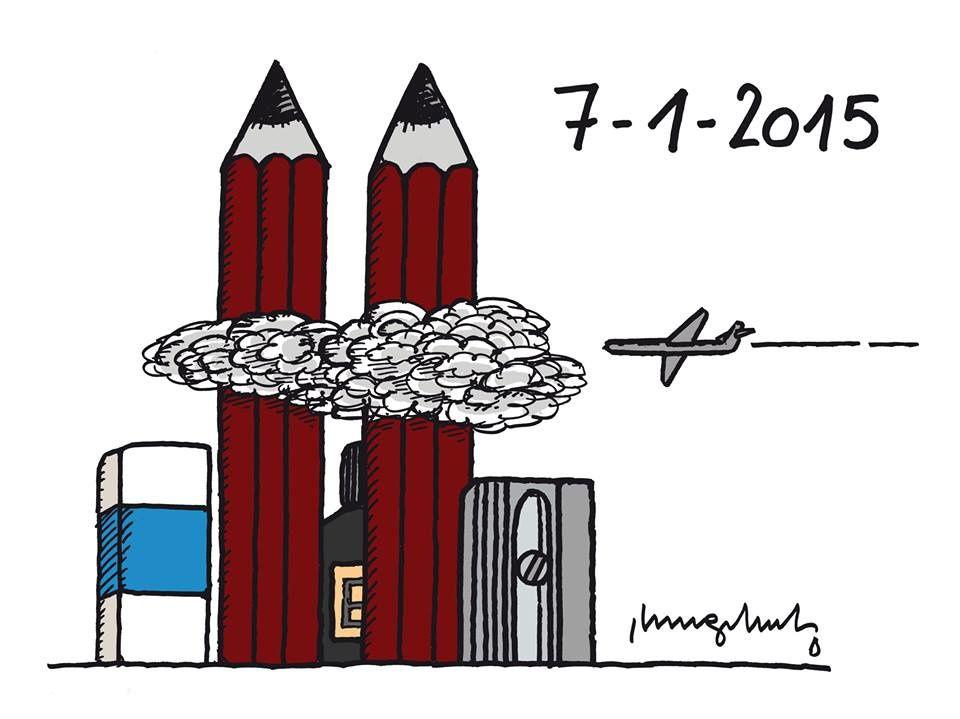 Attentat terroriste contre Charlie Hebdo : Réaction commune des obédiences maçonniques françaises