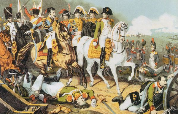 2 décembre 1805 : Austerlitz