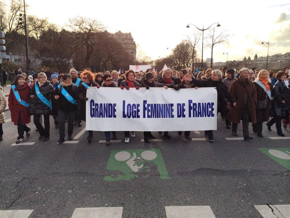2 CAL 1 : « Femmes et Franc-Maçonnerie » avec Marie-Françoise Blanchet le 24 avril 2015 à 20 h sur RadioDTC.