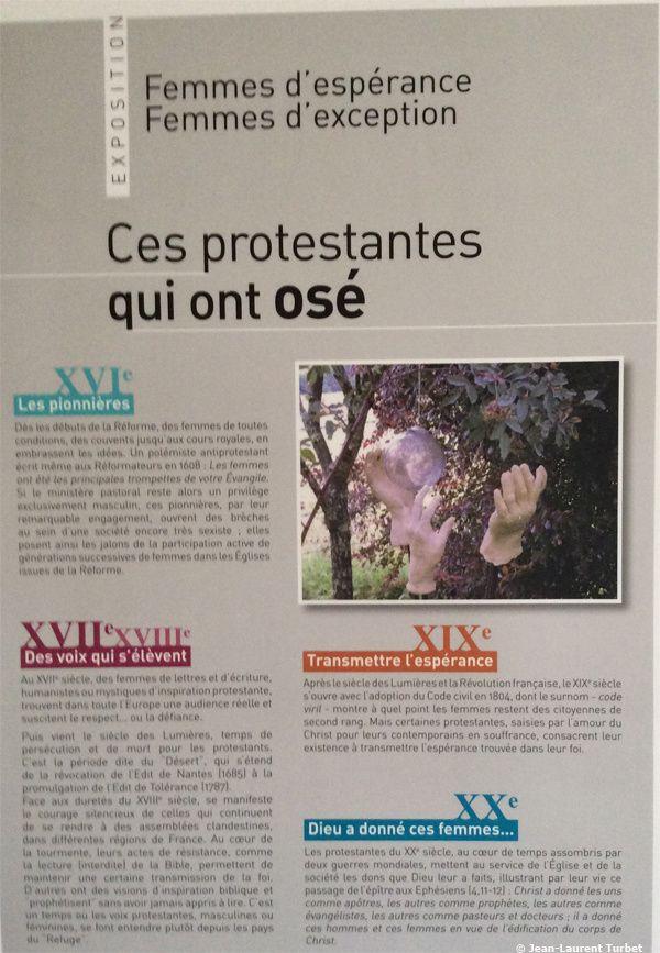 Temples protestants : de Le Poët-Laval à Saint-Jean du Gard.