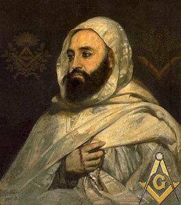 La loge L'Émir Abd El Kader de la Grande Loge de France. La Franc-Maçonnerie et l'Islam.