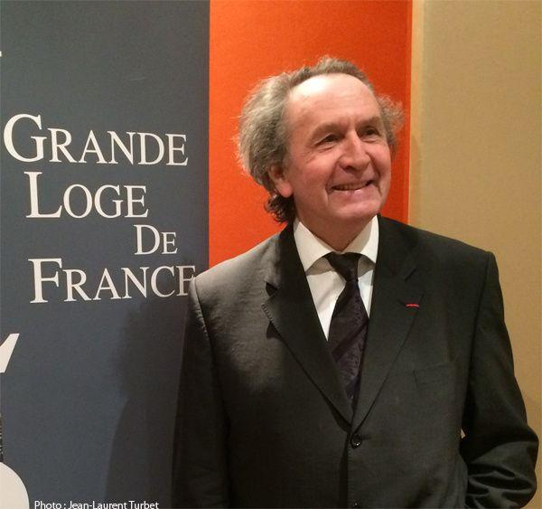 La spiritualité sans Dieu par Alain-Noël Dubart, Ancien Grand Maître de la GLDF, lors d'une cérémonie de la Loge Victor Hugo le 27 mars 2018