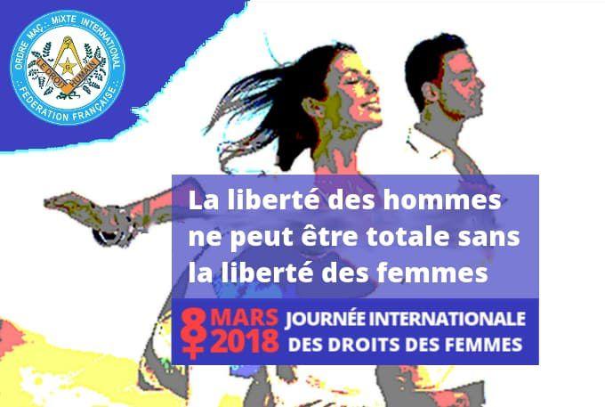 DH : Journée Internationale des droits des femmes – 8 mars 2018