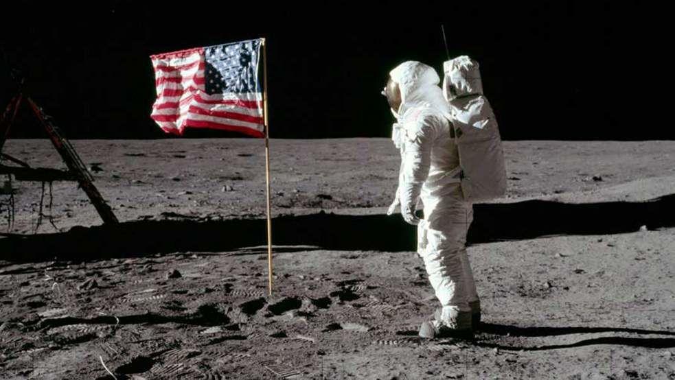 Il y a 50 ans, un franc-maçon marchait sur la lune : Buzz Aldrin.